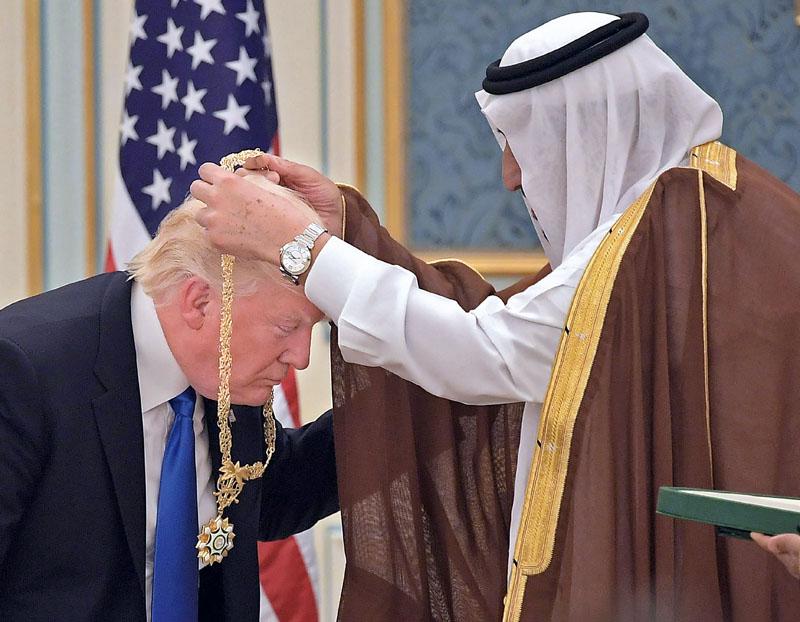 actualidad, oriente medio, batalla arabia saudi e iran, trump por medio, xlsemanal