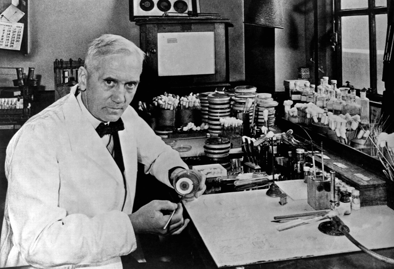 Sir Alexander Fleming, (6 August 1881 – 11 March 1955) was a Scottish biologist, pharmacologist and botanist who discovered Penicillin