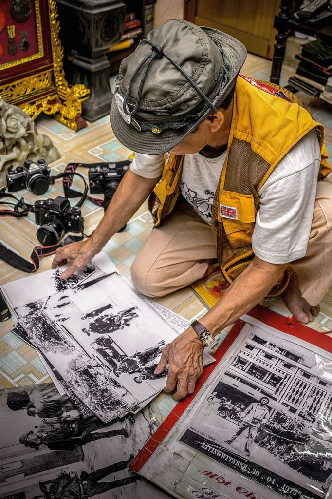 conocer, historia, fotografo, Hoang Van Cuong, guerra de vietnam, xlsemanal