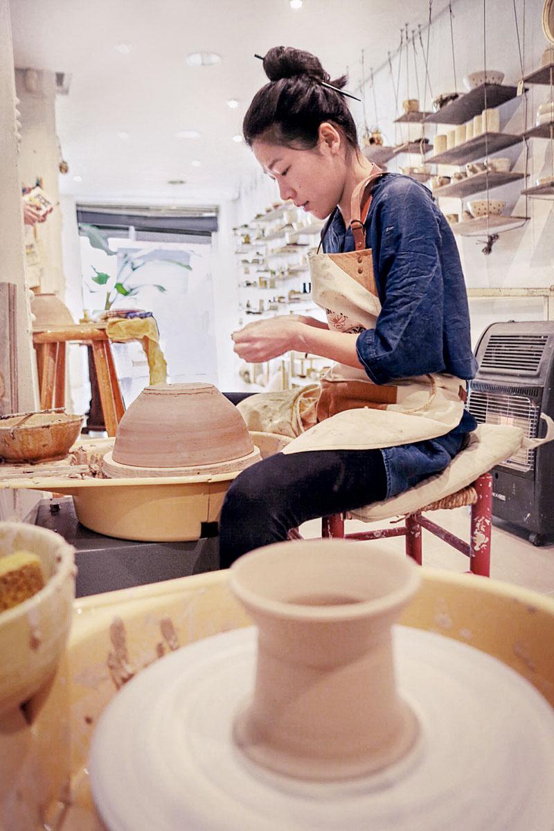estilo, ceramica, el barro está de moda, xlsemanal