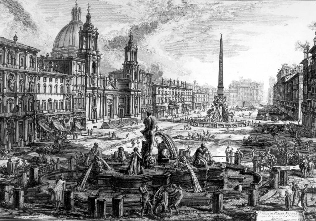 Piranesi, Roma, conocer, arte