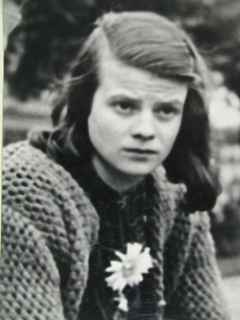 Sophie Scholl, La Rosa Blanca, resistencia, nazismo