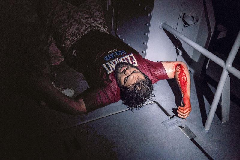 actualidad, cazador de refugiados, libia, xlsemanal