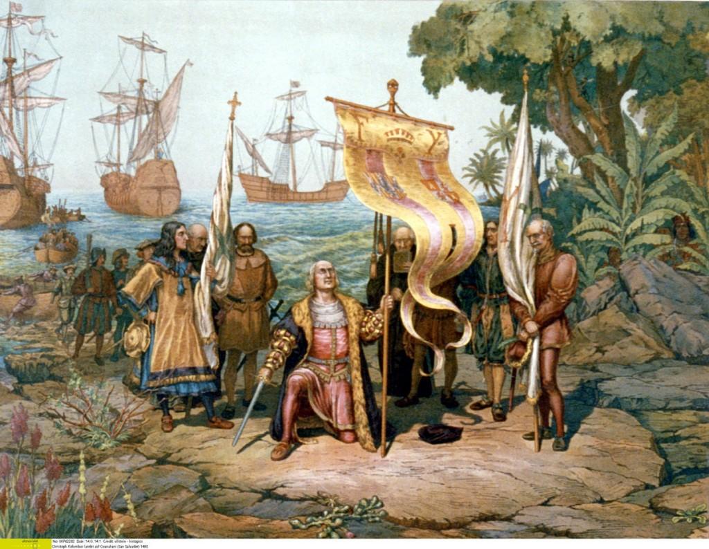 El Descubrimiento De América Quién Gritó Antes Tierra A La Vista