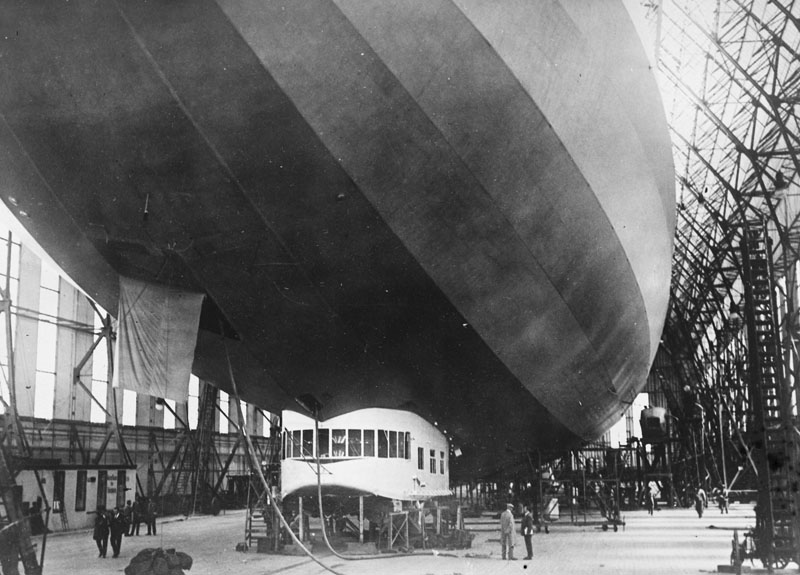 conocer, historia, Ferdinand von Zeppelin, xlsemanal