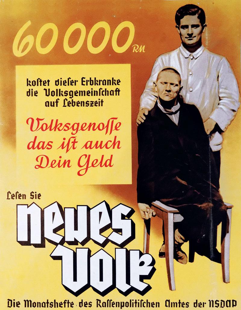conocer, historia, eugenesia nazi, alemania, cadaveres, xlsemanal