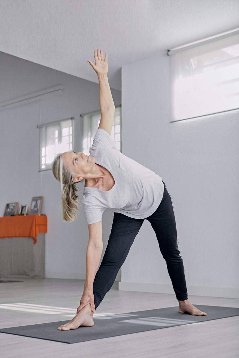 estilo, cuidarse, yoga para sabios, gente mayor, xlsemanal