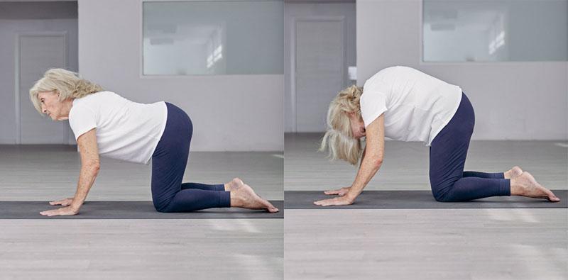 estilo, cuidarse, yoga para sabios, gente mayor, xlsemanal (4)