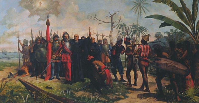 Expedicion Fran Andres de Urdaneta