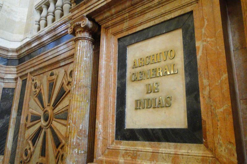 Conocer cultura Archivo General de Indias Sevilla XLSemanal
