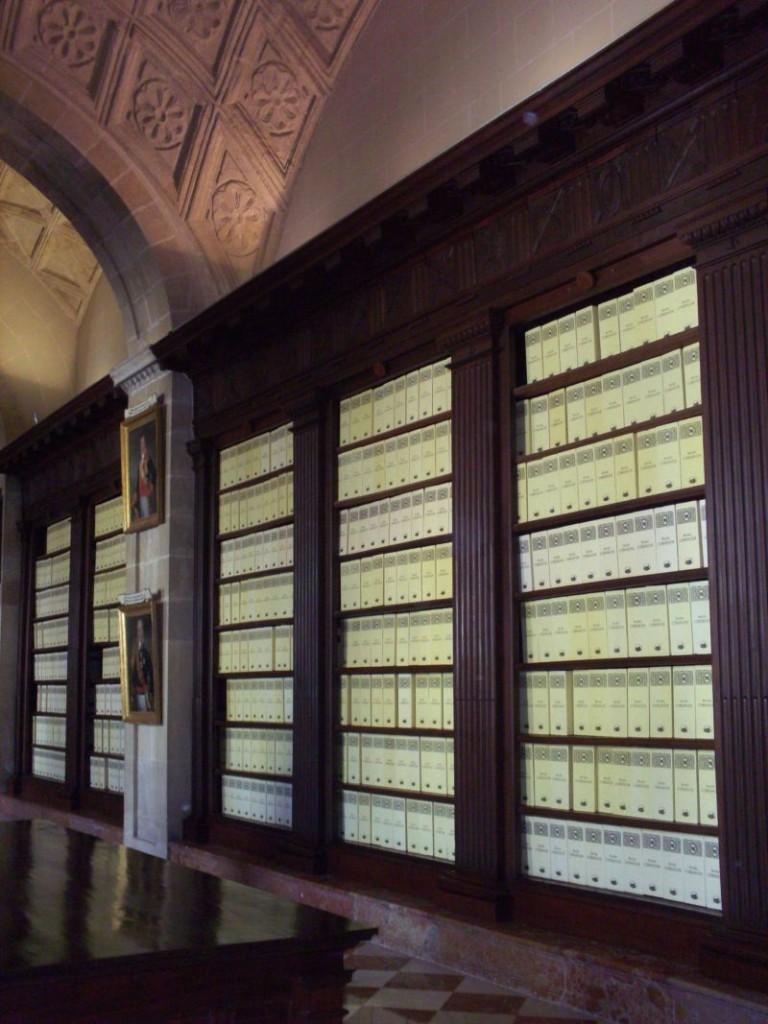 Conocer cultura Archivo General de Indias interior XLSemanal