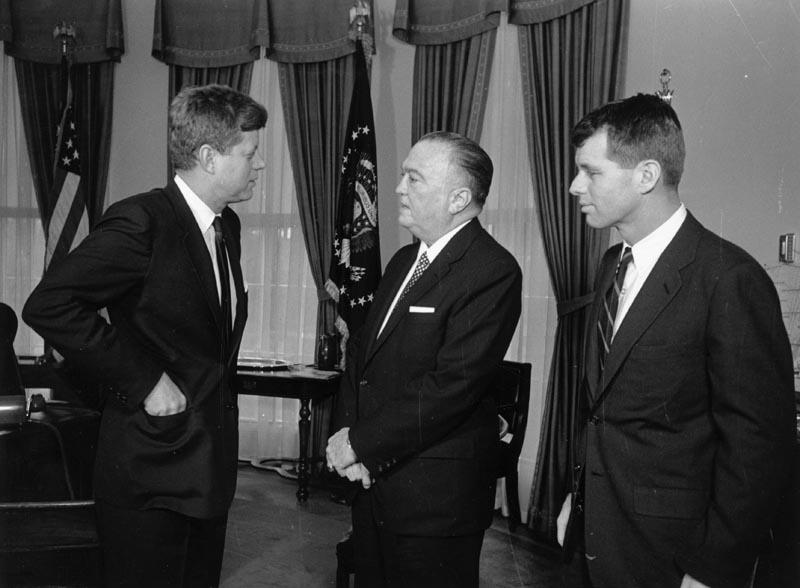 Kennedy Edgar Hoover