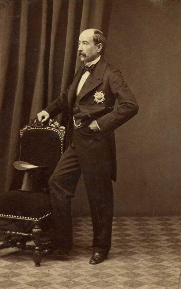 Lucio del Valle, ingeniero, canal de Isabel II