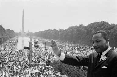 discurso Martin Luther King conocer historia