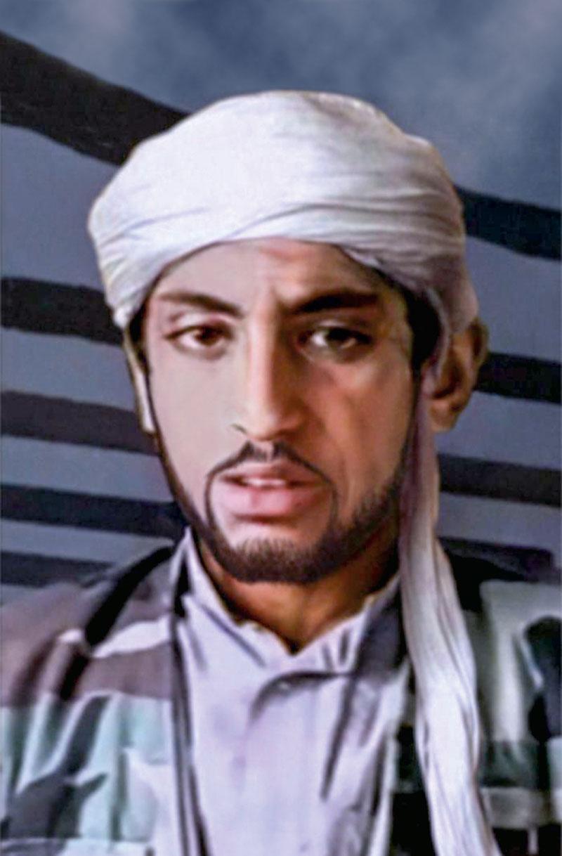 actualidad, reencarnacion al qaeda, hijo de bin laden, terrorismo, xlsemanal