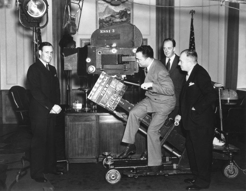 Edgar Hoover, Clyde Tolson, FBI