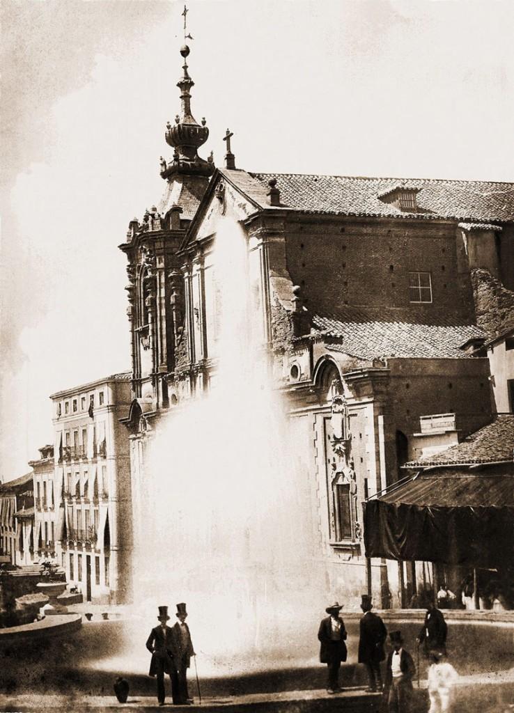 Fuente San Bernardo. Foto:Canal de Isabel II