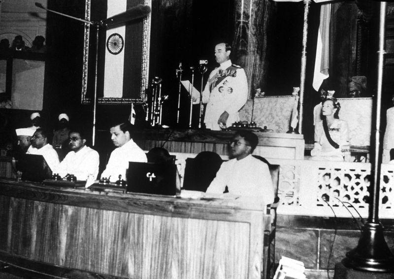 Independencia la India 1947