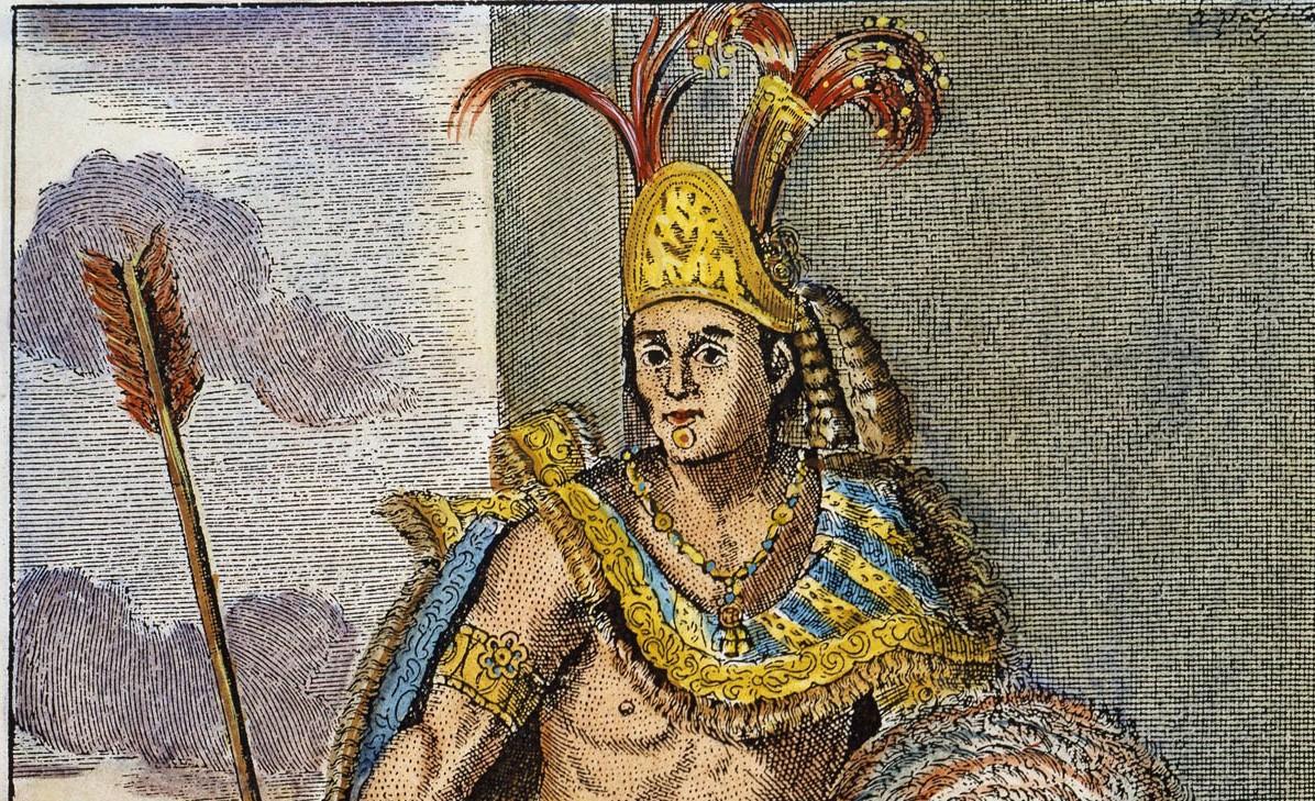 El Enigma De Moctezuma
