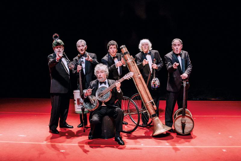 personajes, les luthiers, humor, comicos argentinos, premio princesa de asturias, xlsemanal (1)