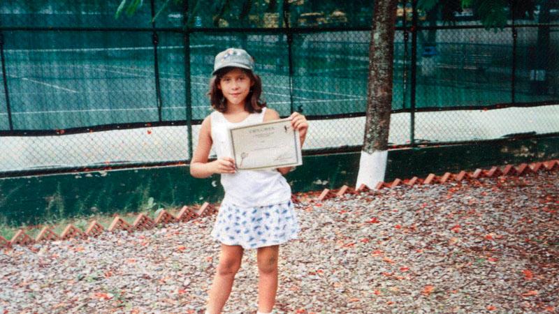 personajes, muguruza, entrevista, tenis femenino, xlsemanal