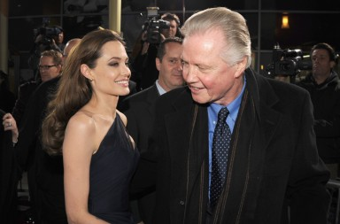 Angelina Jolie John Voight estilo de vida padre hollywood