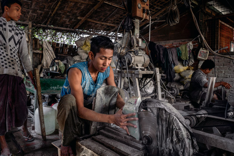 comocer, naturaleza, medioambiente, robo recursos naturales, birmania, tráfico droga, xlsemanal