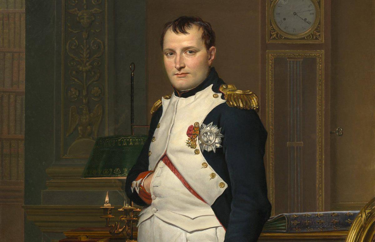 pene de napoleon bonaparte