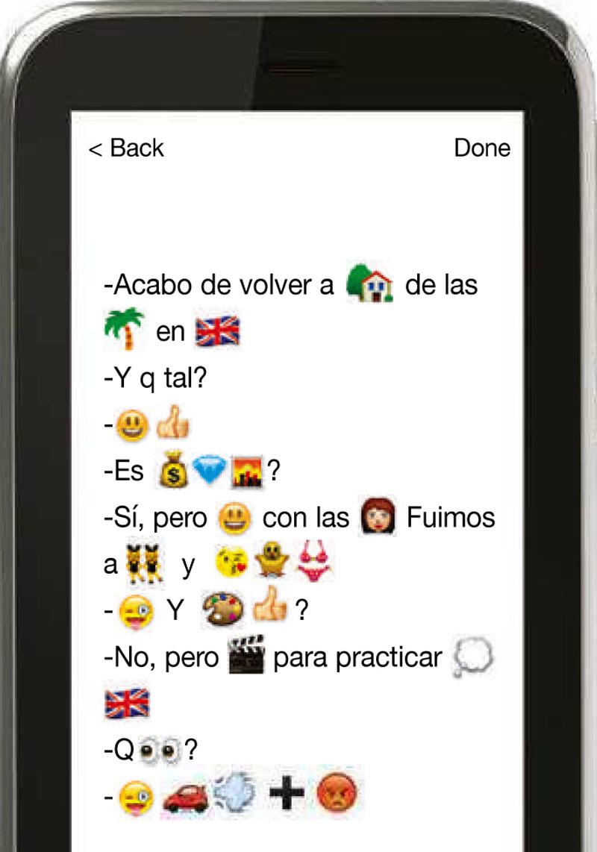 conocer, tecnologia, lenguaje, emoji, emoticonos, xlsemanal