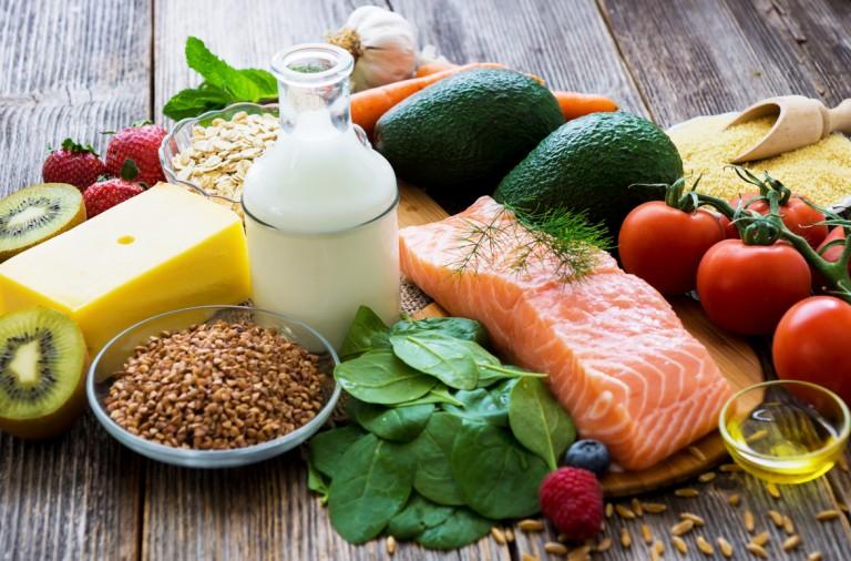 Dieta sana y saludable semanal