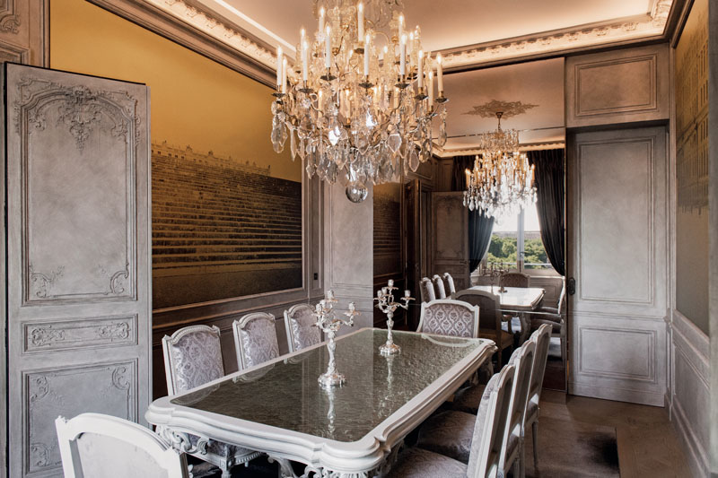 estilo, decoracion, karl lagerfeld, hotel crillon de paris, xlsemanal