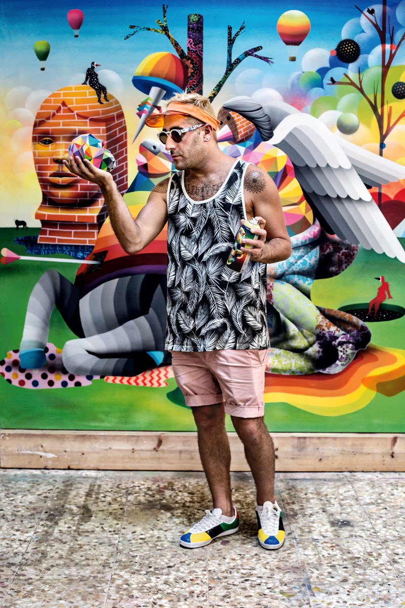 personajes, okuda, banksy, arte urbano, street art, xlsemanal (5)
