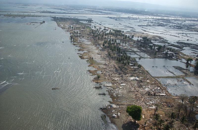 Sumatra tsunami Indonesia terremoto conocer