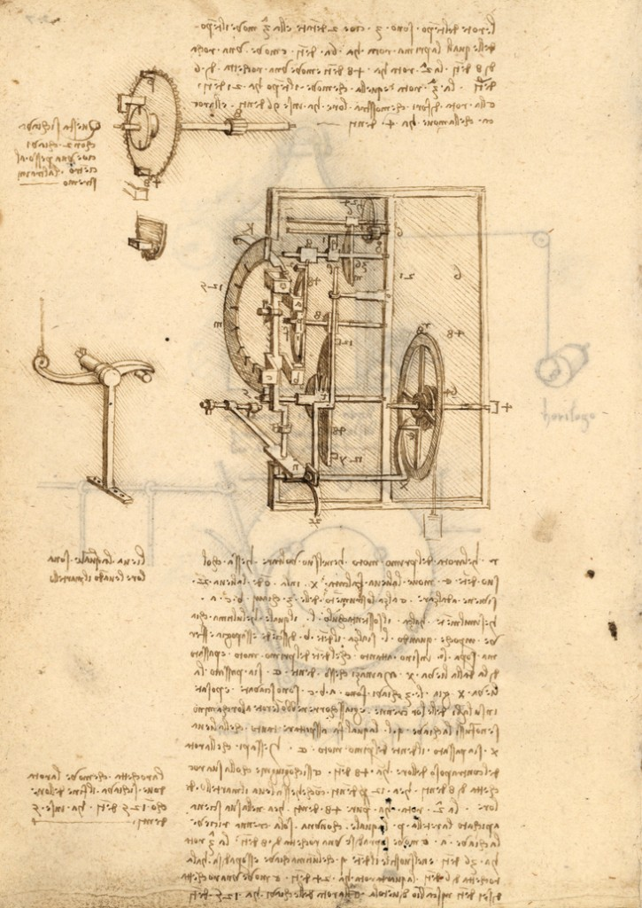 Codices Da Vinci, conocer, cultura, Biblioteca Nacional