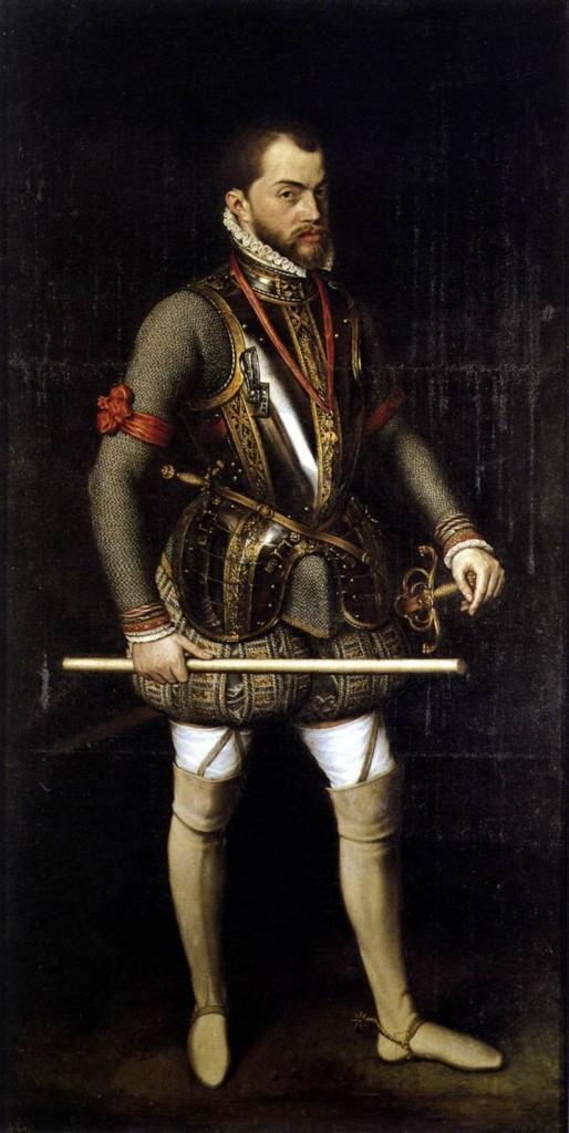 Felipe II El Escorial conocer historia