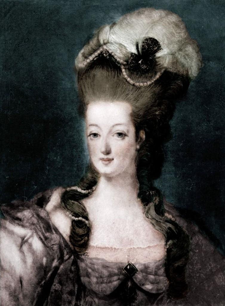 Maria Antonieta pelucas