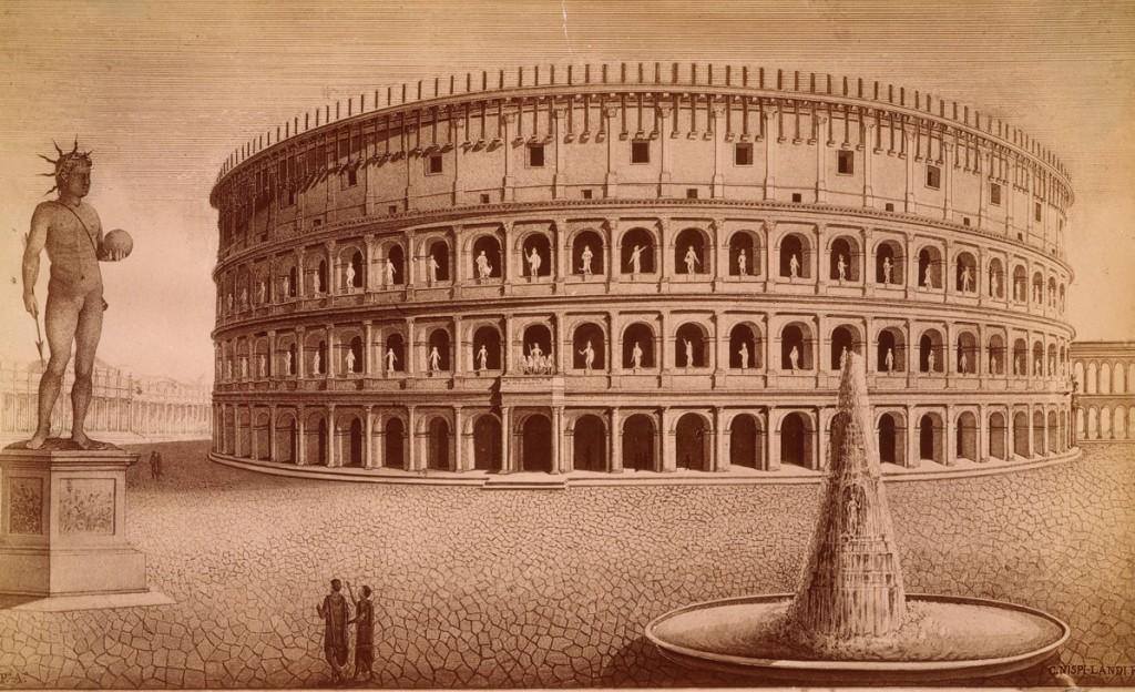 Conocer historia coliseo romano