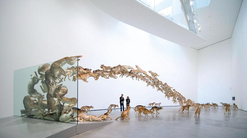 conocer, arte, cai guo qiang, chino, museo del prado, xlsemanal