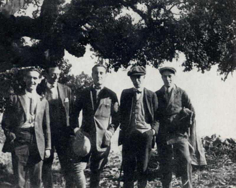 Conocer cultura Manuel de Falla compositor Lorca