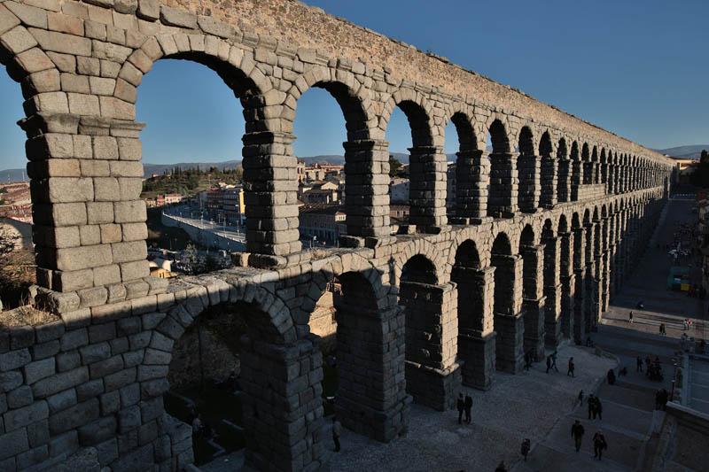 conocer historia acueducto de Segovia