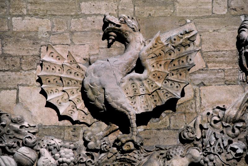 conocer, mitologia, dragones, leyendas, xlsemanal