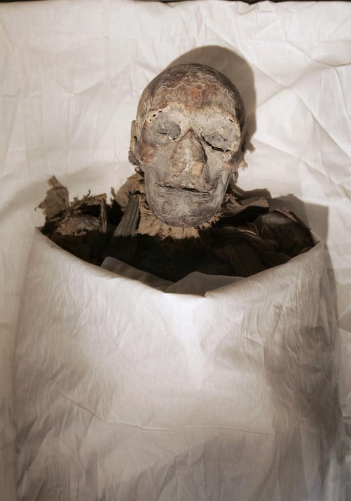 momia Egipto conocer historia