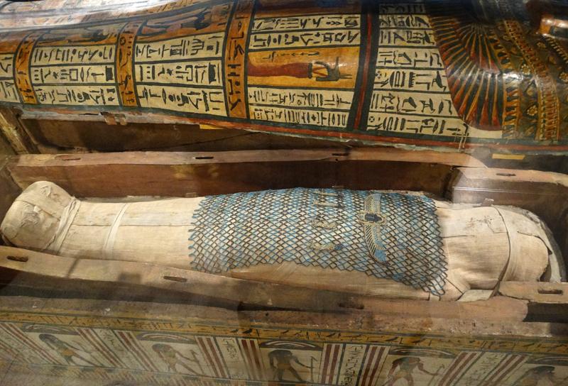momia conocer, historia