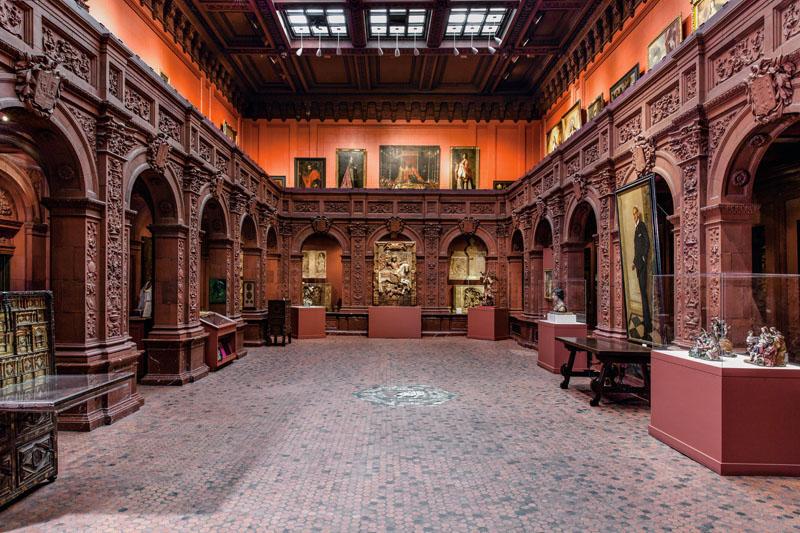 personajes, philippe de montebello, museo, arte, hispanic society nueva york, xlsemanal