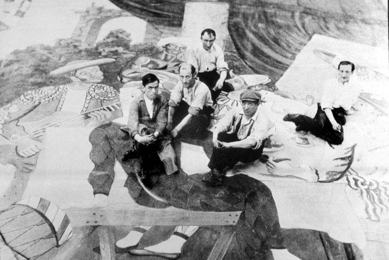 Pablo Picasso conocer cultura ballet ruso