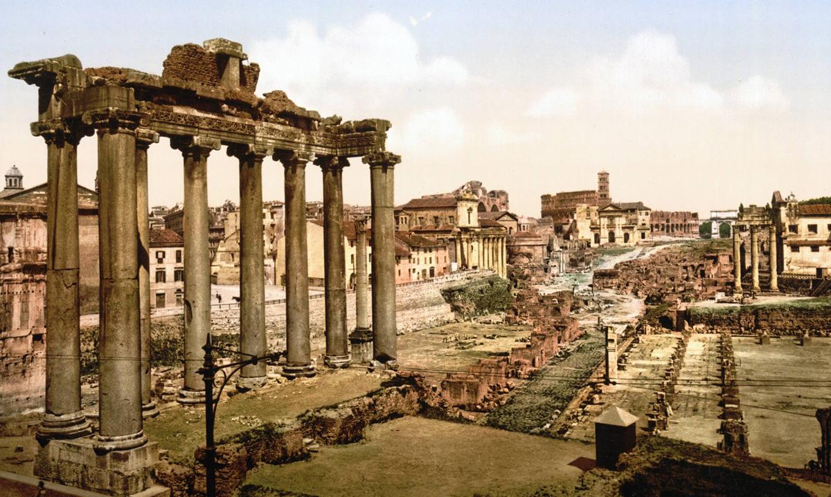 Cómo Construían Los Romanos Los Cimientos Del Imperio