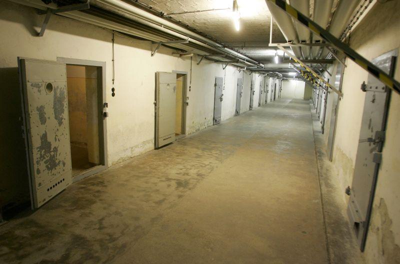 Pasillo Stasi RDA Alemania