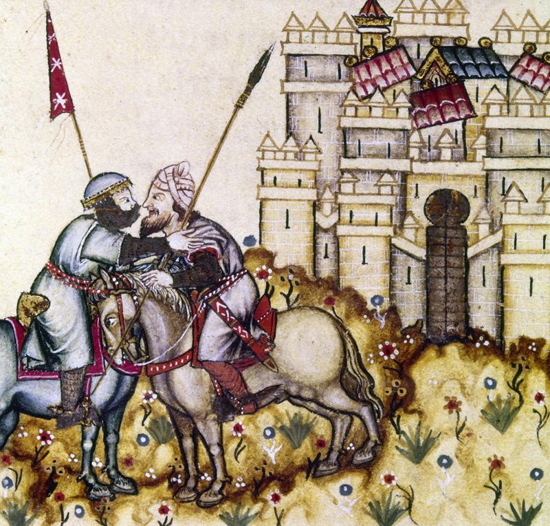 Conocer, historia, Alfonso x, Cantigas