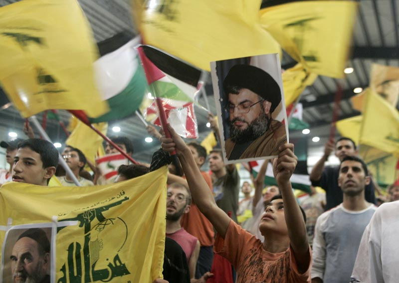 conocer, historia, Libano Hezbollah