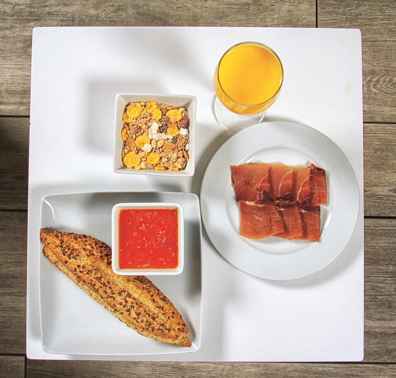 Desayuno Mago Pop